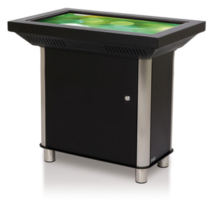 Philips touchtable